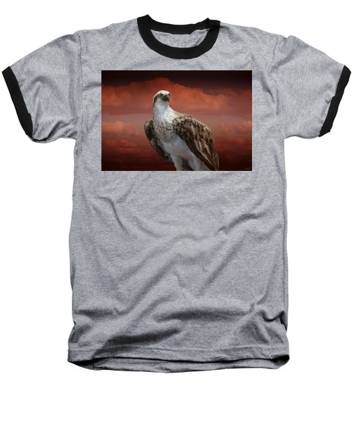 The Glory Of An Eagle Baseball T-Shirt