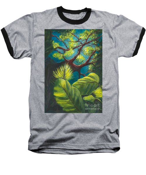 The Goblin Market Restaurant Tree Mt. Dora Baseball T-Shirt