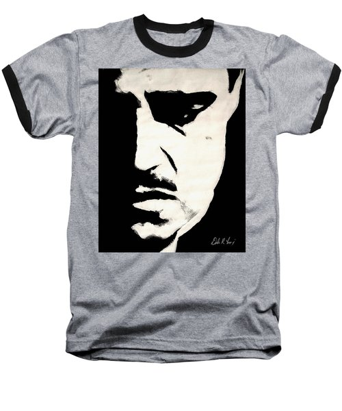 The Godfather Baseball T-Shirt by Dale Loos Jr