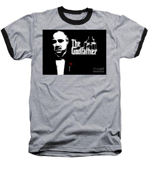The Godfather Baseball T-Shirt