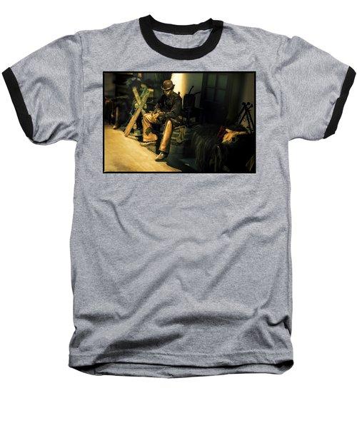 The Golden Cowboy Baseball T-Shirt