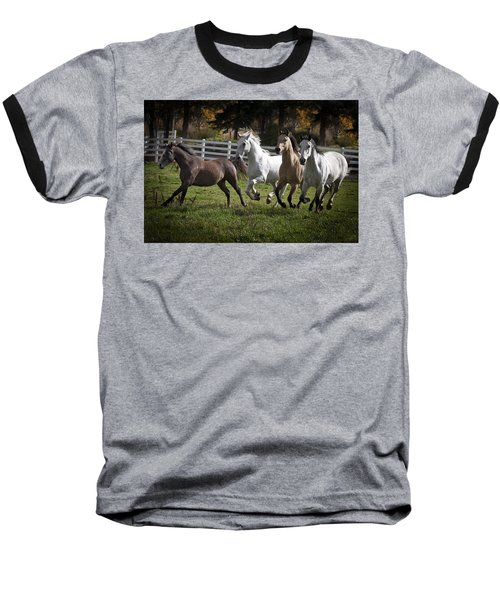 The Goldendale Four Baseball T-Shirt by Wes and Dotty Weber