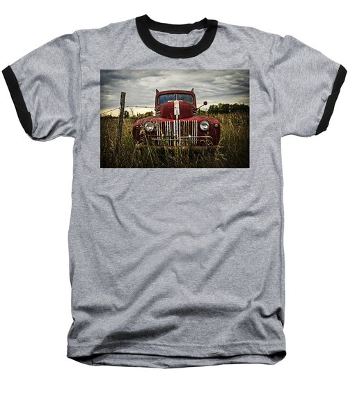 The Good Old Days Baseball T-Shirt