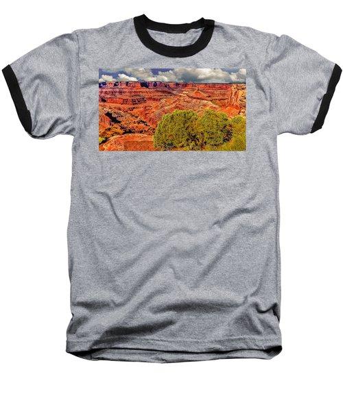 The Grand Canyon Dead Horse Point Baseball T-Shirt