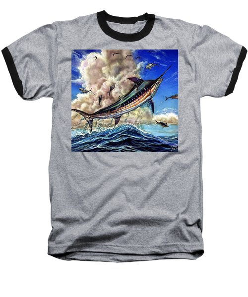 The Grand Challenge  Marlin Baseball T-Shirt