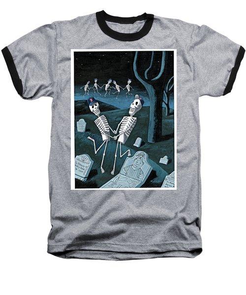 The Grateful Dead Baseball T-Shirt