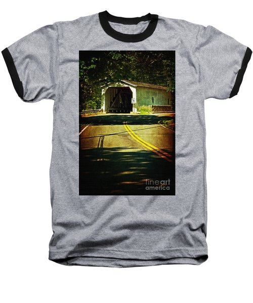 The Green Sergeants Covered Bridge Baseball T-Shirt