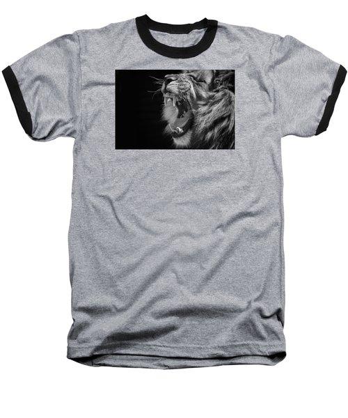 The Growl Baseball T-Shirt