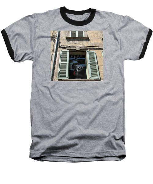 The Gucci Window Baseball T-Shirt