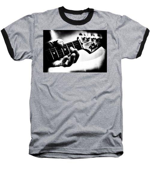 The Guitar Baseball T-Shirt