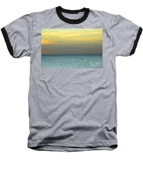 The Gulf Of Mexico Baseball T-Shirt