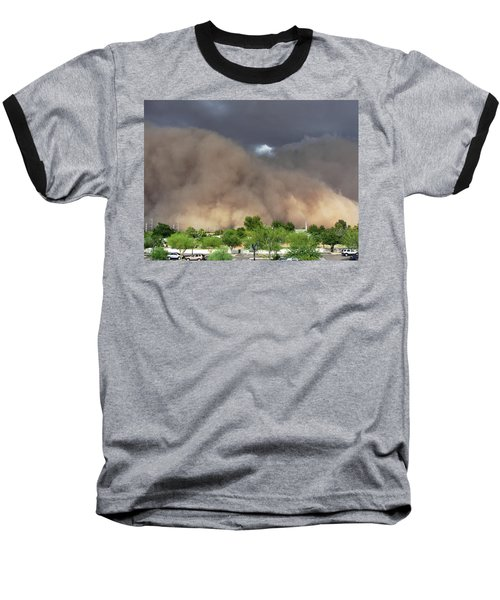 The Haboob Is Coming Baseball T-Shirt