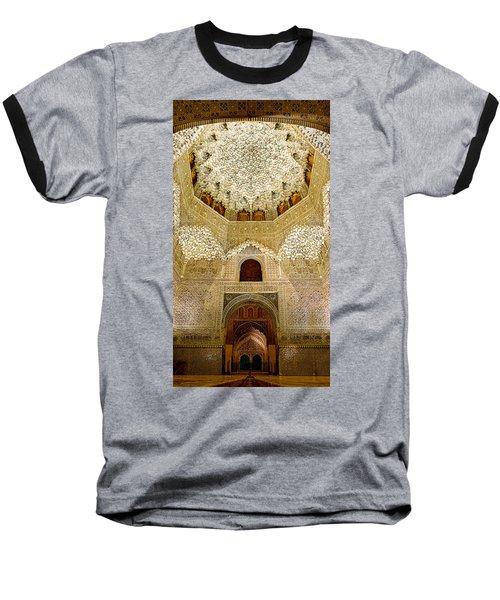 The Hall Of The Arabian Nights 2 Baseball T-Shirt