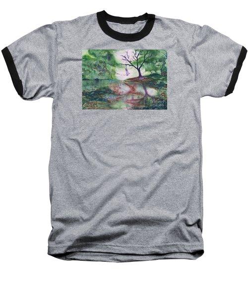 The Hanging Tree  Baseball T-Shirt