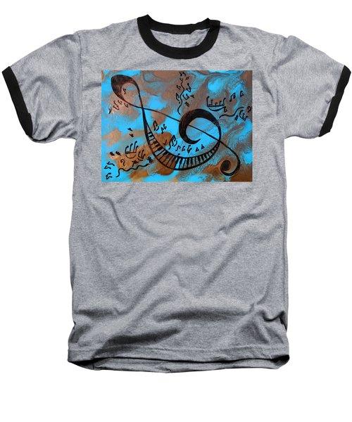 The Happy Sol Key Baseball T-Shirt