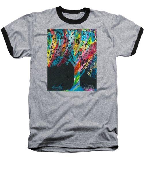 The Happy Tree Baseball T-Shirt