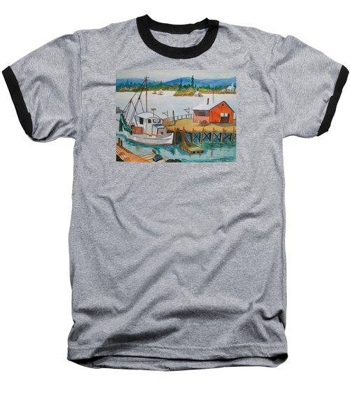 The Harbour Baseball T-Shirt