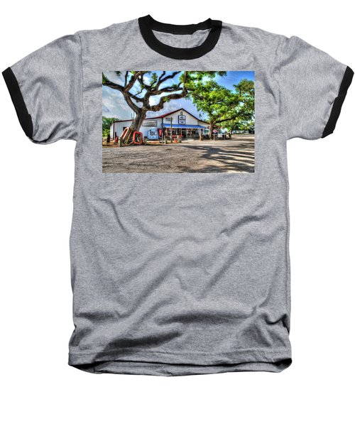 The Hardware Store Baseball T-Shirt by Michael Thomas
