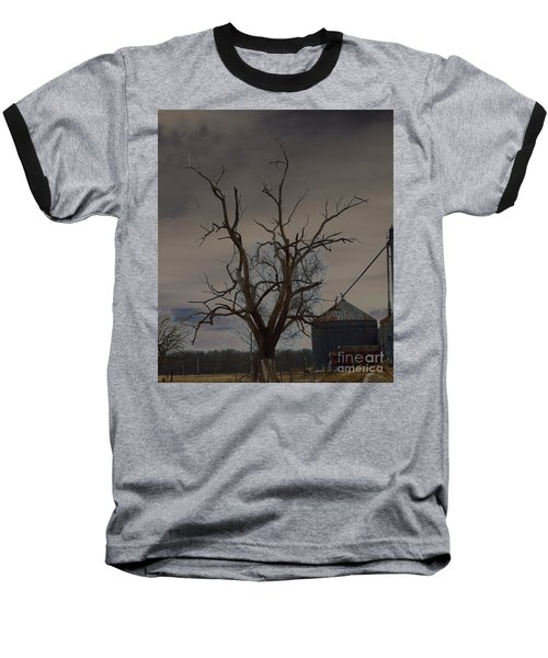 The Haunting Tree Baseball T-Shirt
