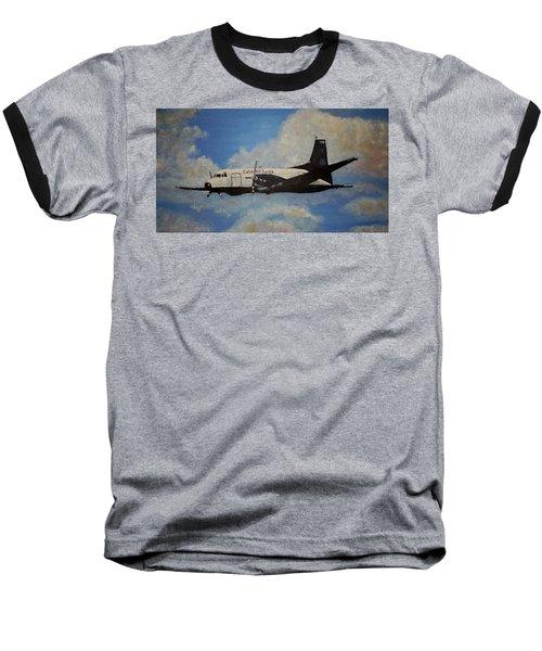 The Hawker Baseball T-Shirt by Marilyn  McNish