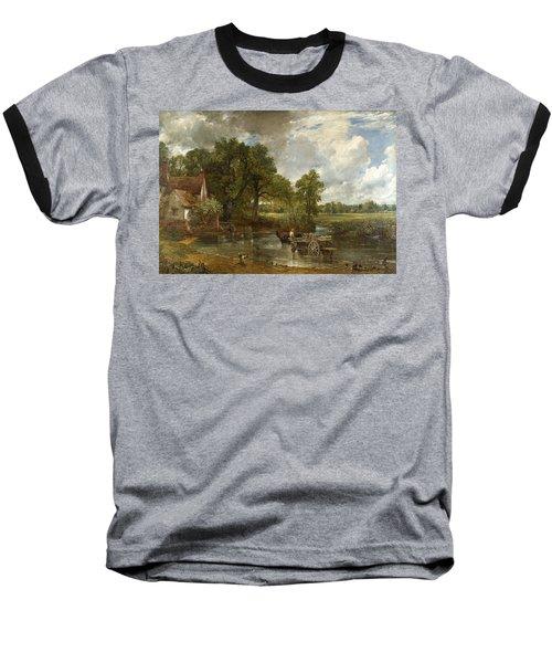 The Hay Wain Baseball T-Shirt
