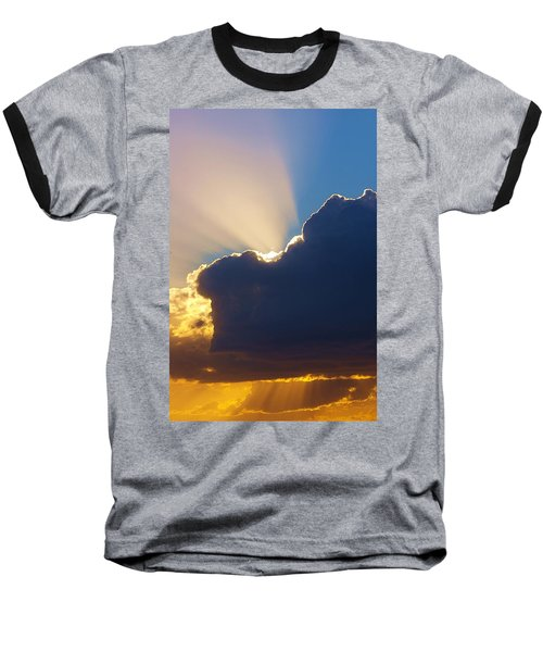 The Heavens Baseball T-Shirt