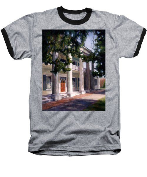 The Hermitage Baseball T-Shirt by Janet King