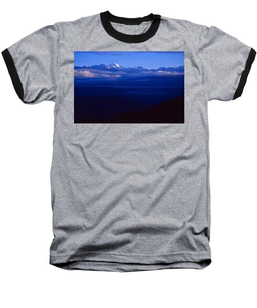 The Himalayas Baseball T-Shirt