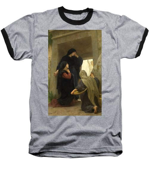 The Holy Women At The Tomb Baseball T-Shirt