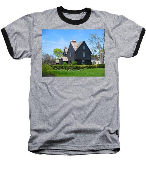 The House Of The Seven Gables Baseball T-Shirt