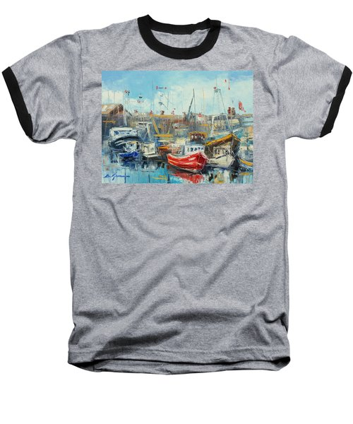 The Howth Harbour Baseball T-Shirt
