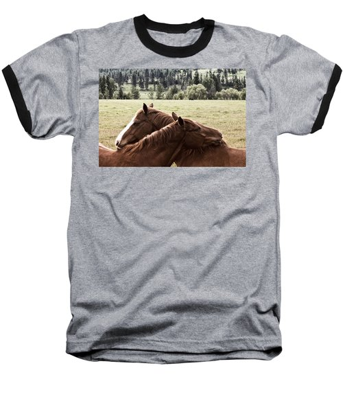 The Hug Baseball T-Shirt