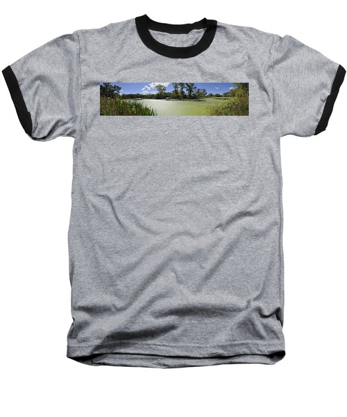 The Indiana Wetlands Baseball T-Shirt