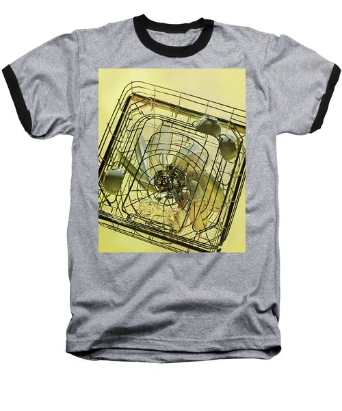 The Inside Of A Hotpoint Dishwasher Baseball T-Shirt