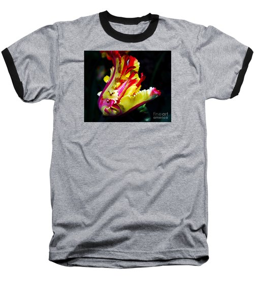 The Intruder Baseball T-Shirt