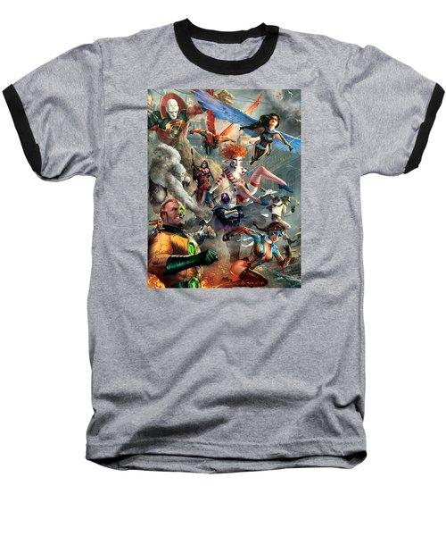 The Invincibles Baseball T-Shirt