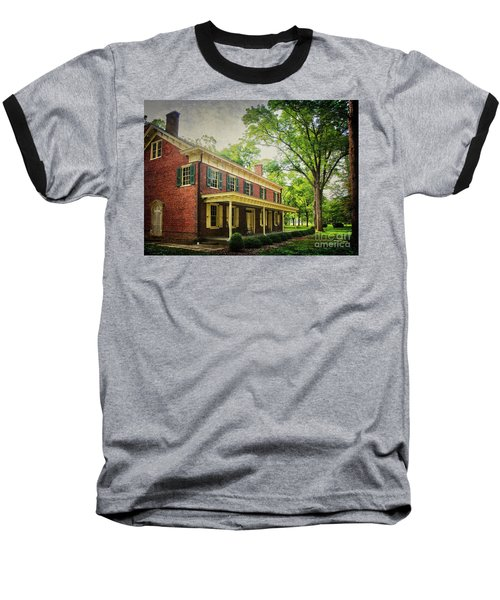 The John Stover House Baseball T-Shirt
