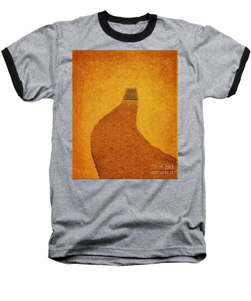 Pathway Wall Art The Journey Baseball T-Shirt