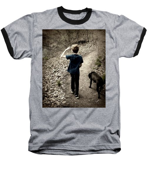 The Journey Together Baseball T-Shirt