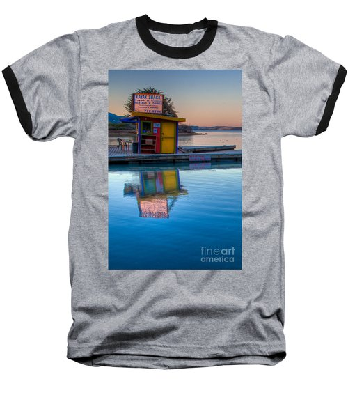 The Kayak Shack Morro Bay Baseball T-Shirt