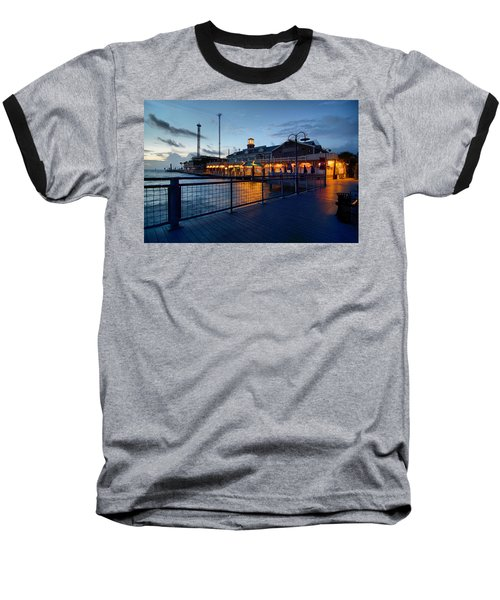 The Kemah Boardwalk Baseball T-Shirt