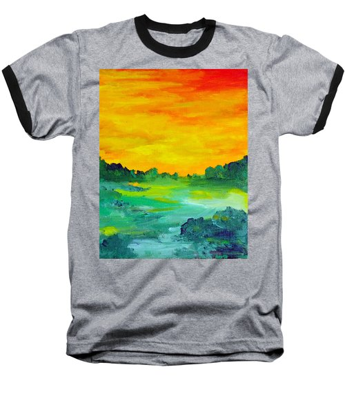 The  Lagoon Baseball T-Shirt