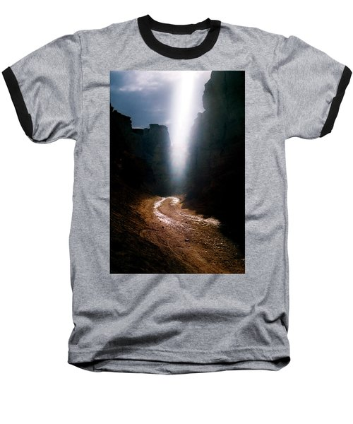 The Land Of Light Baseball T-Shirt