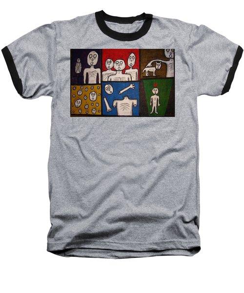 The Last Hollow Men Baseball T-Shirt