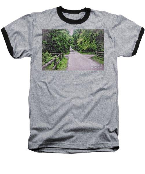 The Last Path Baseball T-Shirt