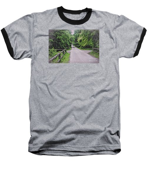 The Last Path Baseball T-Shirt