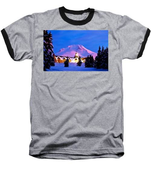The Last Sunrise Baseball T-Shirt