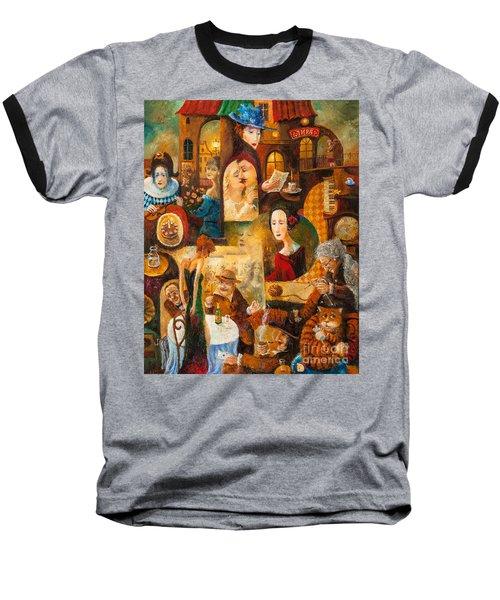 The Letter Baseball T-Shirt