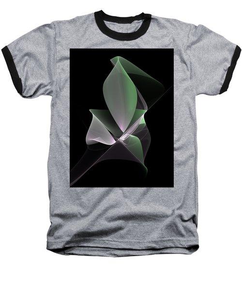 Baseball T-Shirt featuring the digital art The Light Inside by Gabiw Art