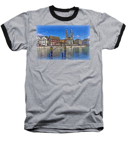 The Limmat City Baseball T-Shirt